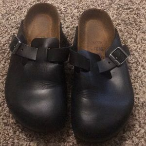 Barely worn Birkenstock's